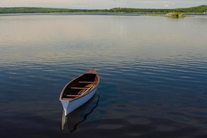 2-canoe-on-gander-river-gander-bay-john-sylvester